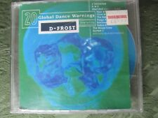 D-Frost-20 global Dance Warnings (1993) by 2 Unlimited | CD | second hand