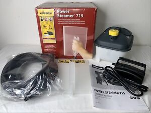 Wagner Wallpaper Power Steamer 715 Quick Easy Removal Tool Portable Solution Kit