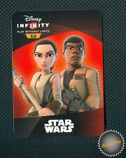 CARTE CARD WEB CODE DISNEY INFINITY 3.0 : THE FORCE AWAKENS PLAYSET