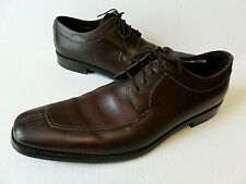 Too Boot New York Mens Dress Shoes Brown Leather Oxford Lace Ups 10.5 D