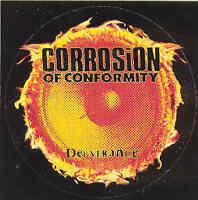 Corrosion Of Conformity - Deliverance, Rare Sticker
