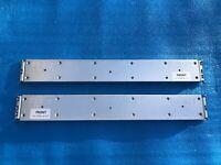 NetApp 404-00596-A0 404-00597-A0 Left & Right Server Rack Mount Rail Set Kit