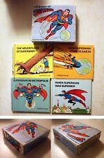 Book Box Set: The Story of Superman: Random House Adventures Superboy Metropolis