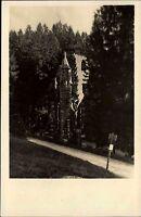 OPPENAU Baden Mittenmaier´s Haus Allerheiligen Kloster alte Echtfoto-AK um 1930