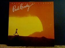 PAUL BRADY  Back To The Centre   LP   Nice copy !!