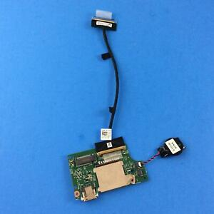 Dell Inspiron 15 7579 USB SD Card Reader Board w/Cable 01379X 03F2F4 0CHWGY