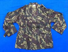Jacket & Pants Set New Old Stock Portuguese Marines Lizard Camo Large In Bag!