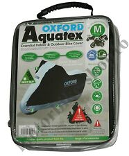 Oxford Aquatex Cover Out/Indoor Motorcycle Cover M Medium CV202