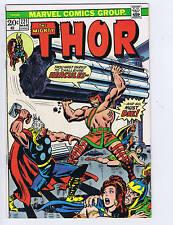 Thor #221 Marvel 1974