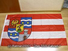 Fahnen Flagge Kroatien Gespanschaft Varazdin Digitaldruck - 90 x 150 cm