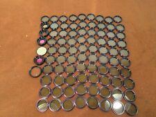 Miscellaneous Microscope Filter Lenses 87 Pieces