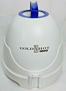 Gold 'N Hot GH9271 Professional Portable 1200 Watt Hard Bonnet Hooded Dryer
