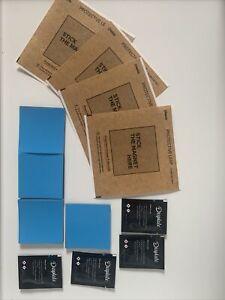 4x Displate Magnet Wandmontage Set NEU und BILLIG
