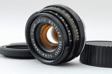 【Near Mint】Leica Leitz Wetzlar Summicron C 40mm f2 Lens with Hood from Japan 263