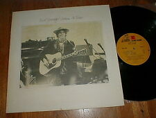 """NEIL YOUNG Orig 1978 """"Comes A Time"""" LP w Four Strong Winds (MISPRINT COVER) VG++"""