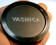 Yashica 55mm Lens Front Cap Slip on rubber for Yus Automatic 135mm f2.8