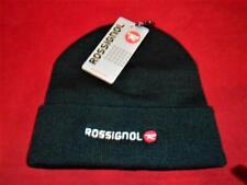 New Licensed Retro Rossignol Cuffed Ski Beanie Hat MIDNIGHT BLACK   S28 773c68ede5a6