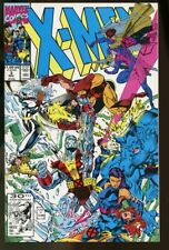 LOT A OF 5 COPIES X-MEN #3 NEAR MINT 9.4 JIM LEE ART 1991 MARVEL COMICS
