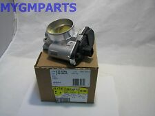 SATURN OUTLOOK VUE 3.6 THROTTLE BODY WITH ACTUATOR NEW OEM GM  12616995