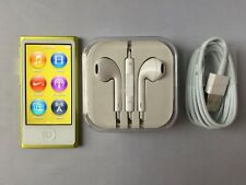 Apple iPod nano 7th Generation Yellow (16GB) new