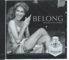 CD album CELINE DION - BELONG - 6 TRACK  mega rare pr0 m0