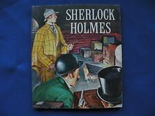 1956 Sherlock Holmes Sir Arthur Conan Doyle free with purchase of 2 lb. Nestles