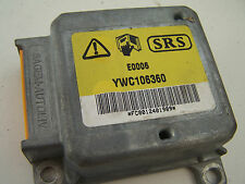Freelander Airbag ECU YWC106360 (1997-2000)