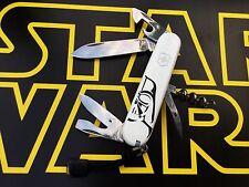 Victorinox Spartan White Star Wars limited edition  Darth Vader Sale