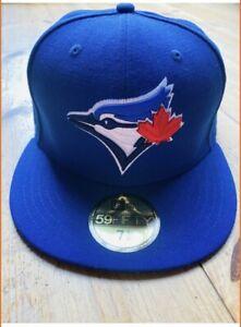 Toronto Blue Jays Cap (Neu, Original MLB, Größe 7 1/8)