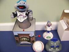 Aberdeen Ironbirds Bobblehead, Jack in the Box, Money Bank, Autographed Team BB