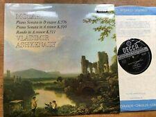 SXL 6439 Mozart Piano Sonatas / Ashkenazy / W/B