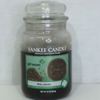 YANKEE CANDLE HOLIDAY GLOW SHINY BRONZE COLORED JAR CANDLE  ILLUMA-LID RETIRED