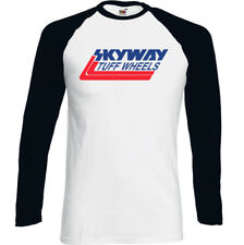 Skyway TUFF Ruedas-Para Hombre Retro BMX Bandit Camiseta Ciclismo Bicicleta Bicicleta De Montaña Mongoose