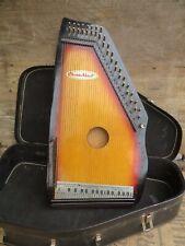 ChromAharP-15 Autoharp with  Case