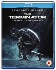 The Terminator (Blu-ray) Arnold Schwarzenegger, Linda Hamilton, Paul Winfield