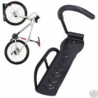 Hot!Foldable Bicycle Storage Rack Wall Mounted Bike Hanger Hook Stand Vertical