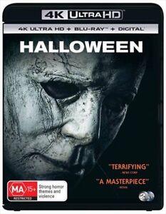 Halloween | Blu-ray + UHD + Digital Copy UHD