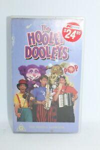THE HOOLEY DOOLEYS POP VHS CASSETTE ABC KIDS FREE POSTAGE