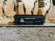 N Scale Micro trains 33' twin bay hopper NORTHERN PACIFIC