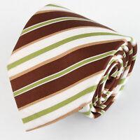 ZARA  100% Seiden Krawatte Tie Cravate 100