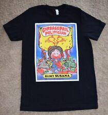 Garbage Pail Politician Slimy Susana Martinez New Mexico Graphic T-shirt SZ M