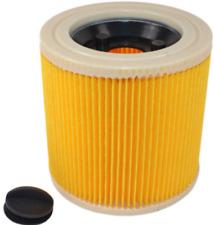 Filtro A CARTUCCIA PER KARCHER A1000 A2000 A3000 SERIE Wet & Dry Aspirapolvere Vac