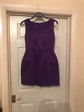Women's Dress Oasis Purple Size 12