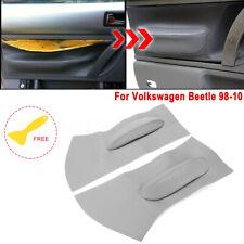 For Volkswagen Beetle 1998-2010 Door Panel Insert Driver Passenger Side Trims