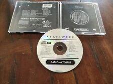 Kraftwerk - Radio-Aktivitat / Radioactivity West Germany Press Cd Mint