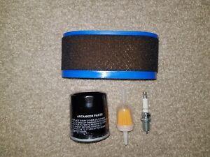 MTD/rover/masport/troybuilt AIRFILTER KIt air filter plug oil filter fuel filter