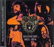 CD - Tempest / Tempest - In Concert 1973 - 1974 (7960)