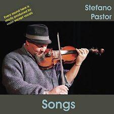 Stefano Pastor - Songs [CD]
