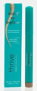 THRIVE Causemetics Brilliant Eye Brightener Highlighting Stick CALLIE Taupe