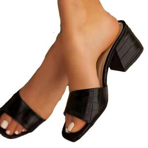 Summer Fashion New Lady One-Foot High-Heel Open-Toe Sandals Beach Shoes Oversize